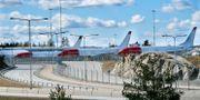Flyg på Arlanda. Anders Wiklund/TT / TT NYHETSBYRÅN