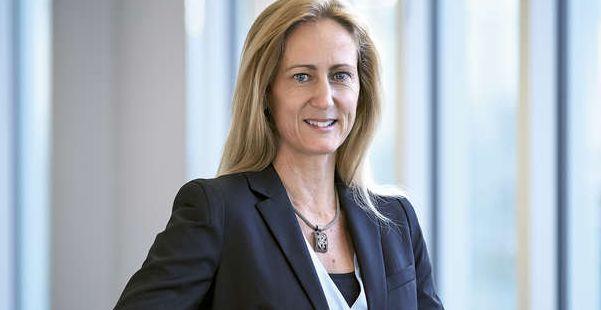 Sverigechefen Katarina Ageborg. Astra Zeneca