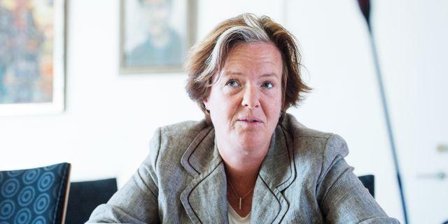 Izabelle Nordfjell/TT / TT NYHETSBYRÅN