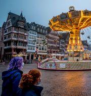 Frankfurt, Tyskland. Michael Probst / TT NYHETSBYRÅN