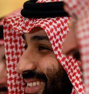 Arkivbild: Saudiarabiens kronprins Mohammed bin Salman.  Susan Walsh / TT NYHETSBYRÅN