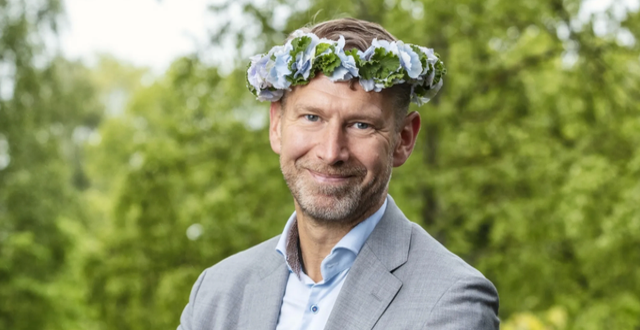 Peter Carlsson  Foto: Mattias Ahlm