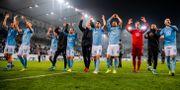 Malmö firar segern. PETTER ARVIDSON / BILDBYRÅN