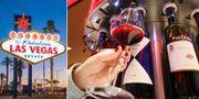 På nyöppnade Wine ATM i Las Vegas kan du ladda på ett platskort med några dollar och gå loss bland 160 olika sorters viner. Thinkstock / Insider
