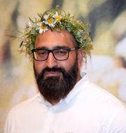 Hamid Zafar. Jessica Gow/TT / TT NYHETSBYRÅN