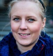 Barnfamilj/Kajsa Dovstad.  TT