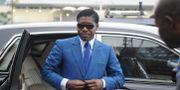 Teodoro Obiang Nguema. JEROME LEROY / AFP