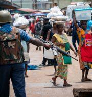 Marknad i Ghanas huvudstad Accra. Arkivbild. Heiko Junge / TT NYHETSBYRÅN