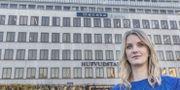 Maria Landeborn. Allis Nettréus/SvD/TT / TT NYHETSBYRÅN