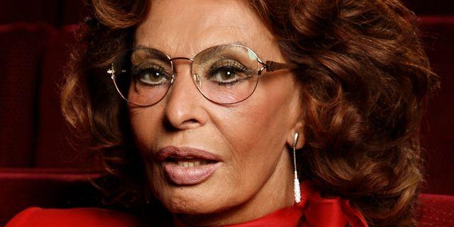 Sophia Loren Matt Sayles / AP
