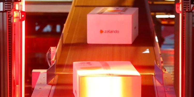 Zalandos test: Ska leverera varor från Adidas på en dag