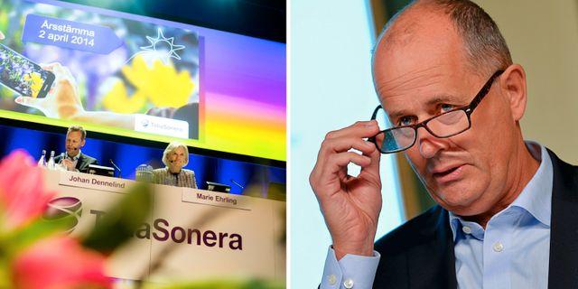 Andersson ny i telia soneras ledning