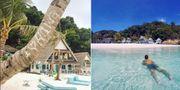 Rawa är en oexploaterad paradisö utanför Malaysias östkust. Instagram / Wikicommons