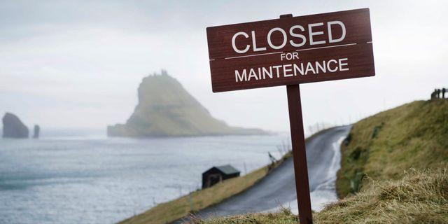 Färöarna stänger för underhåll 26–28 april. Sam Horine / Visit Faroe Islands