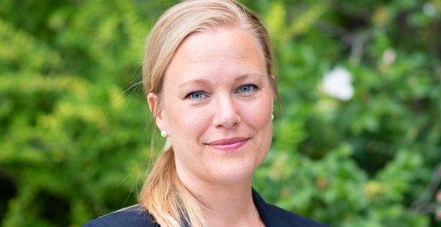 Annelie Börjesson. Pressbild/Svenska FN-förbundet