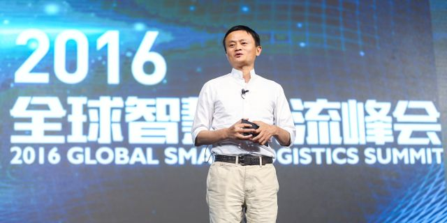 Jack Ma. TT