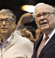 Bill Gates and Warren Buffett. Foto: Daniel Acker/Bloomberg
