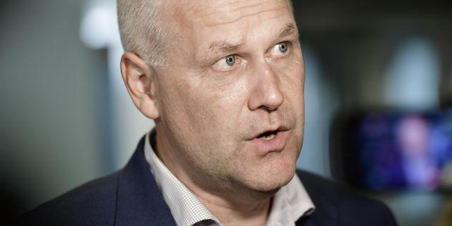 Jonas Sjöstedt Stina Stjernkvist/TT / TT NYHETSBYRÅN