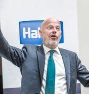 Ordförande Jörgen Durban Lars Pehrson/SvD/TT / TT NYHETSBYRÅN