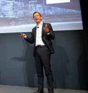 Volvo Cars vd Håkan Samuelsson.  NICOLAS MAETERLINCK / BELGA