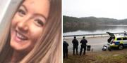 Wilma Andersson/ polisinsatsen. TT