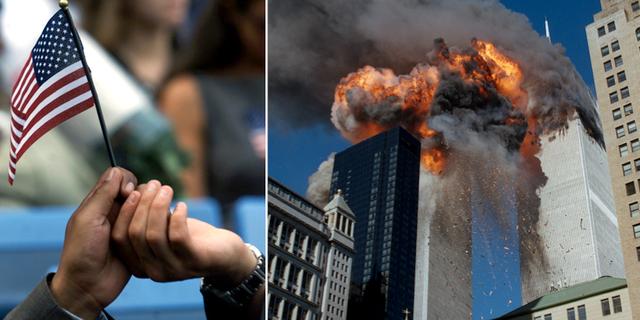 Regeringen drar nytta av 11 september