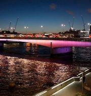 London Bridge Frank Augstein / TT NYHETSBYRÅN
