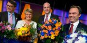 Sveriges regler om arbetskraftsinvandring infördes av Fredrik Reinfeldts alliansregering. Claudio Bresciani / TT / TT NYHETSBYRÅN