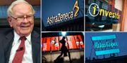 Arkivbilder: Warren Buffett tv. TT