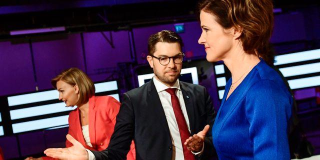 Maja Suslin/TT / TT NYHETSBYRÅN