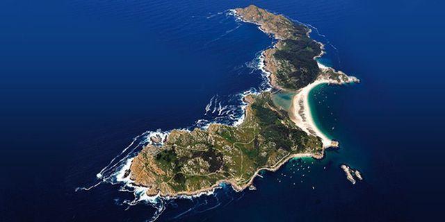 Spanska Ciesöarna ligger i en nationalpark, där turismen är begränsad. Flickr