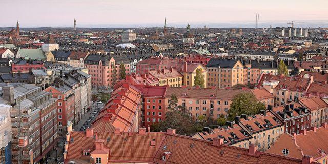 Stockholm. Henrik Holmberg / TT / TT NYHETSBYRÅN