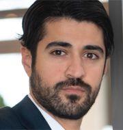 Mohammed Salih, sparekonom på Aktiespararna.  Fredrik Sandberg/TT / TT NYHETSBYRÅN
