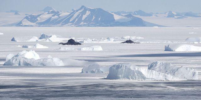 Antarktis. / ASSOCIATED PRESS / TT / TT NYHETSBYRÅN/ NTB Scanpix