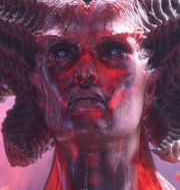 Diablo-skurken Lilith.  Blizzard,