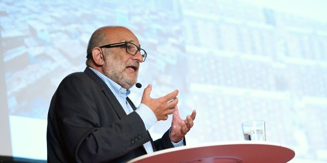 Jerzy Sarnecki, professor i kriminologi. Henrik Montgomery/TT / TT NYHETSBYRÅN