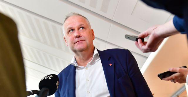 Sjöstedt Jonas Ekströmer/TT / TT NYHETSBYRÅN
