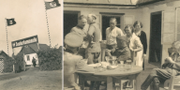 Bilder från Sobibór. U.S. Holocaust Memorial Museum