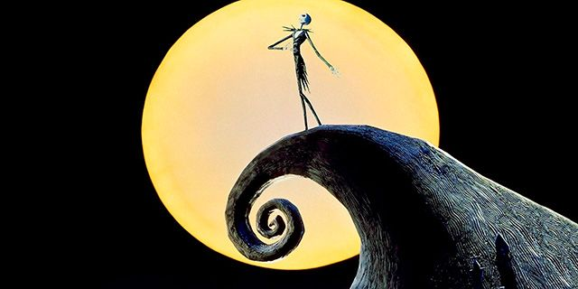 The Nightmare Before Christmas handlar om Jack Skellington som kidnappar jultomten.