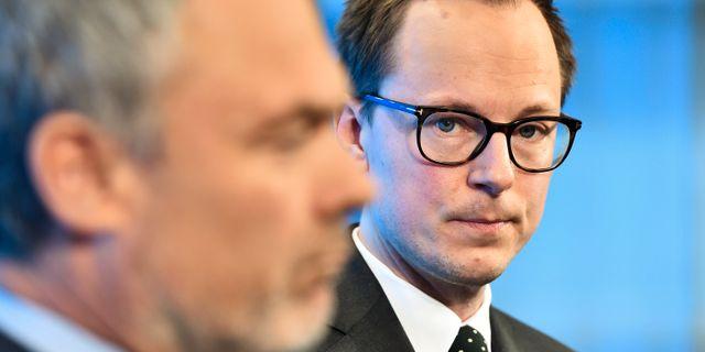 Mats Persson. Noella Johansson / TT / TT NYHETSBYRÅN