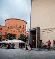 Stadsbiblioteket i Stockholm. Simon Rehnström/SvD/TT / TT NYHETSBYRÅN