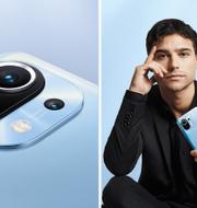 Artisten Erik Saade är ny brand friend till Xiaomi.