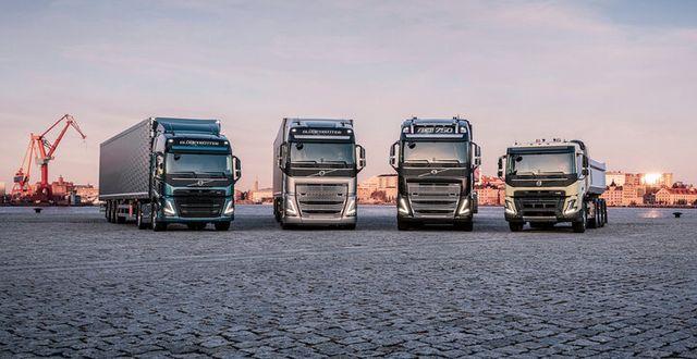 Volvo Aktien