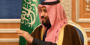 Mohammed bin Salman. Andrew Cabellero-Reynolds / TT NYHETSBYRÅN/ NTB Scanpix