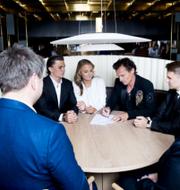 Två advokater närvarade vid överskrivningen av Strawberry. VG/Magnus Sandstedt