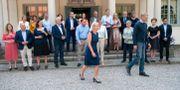 Regeringen i Harpsund.  Henrik Montgomery/TT / TT NYHETSBYRÅN