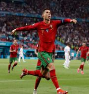 Christiano Ronaldo.  BERNADETT SZABO / BILDBYRÅN