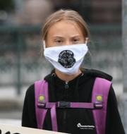 Preem i Lysekil / Greta Thunberg TT