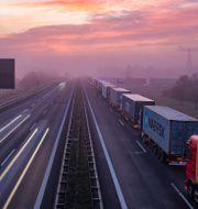 Autobahn. Arkivbild. Patrick Pleul / TT NYHETSBYRÅN