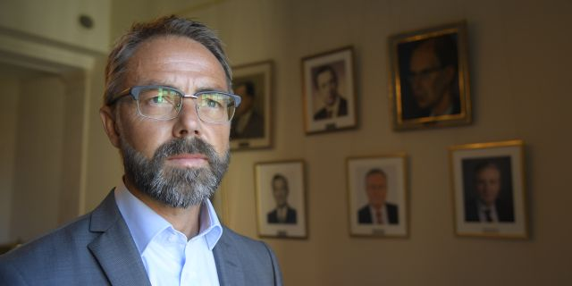 Hans Ihrman. Arkivbild. Anders Wiklund/TT / TT NYHETSBYRÅN